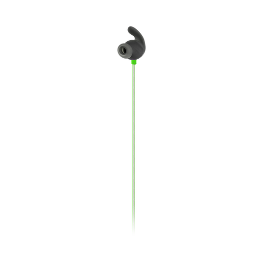 Reflect Mini - Green - Lightweight, in-ear sport headphones - Detailshot 3