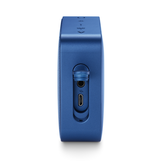 JBL GO 2 - Blue - Portable Bluetooth speaker - Detailshot 4