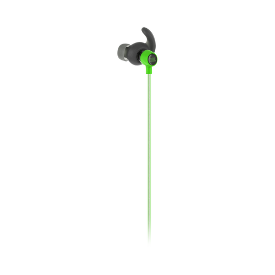 Reflect Mini - Green - Lightweight, in-ear sport headphones - Detailshot 11