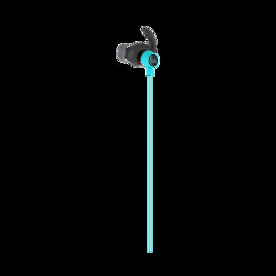 Reflect Mini - Teal - Lightweight, in-ear sport headphones - Detailshot 9