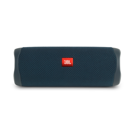 JBL FLIP 5 - Blue - Portable Waterproof Speaker - Front