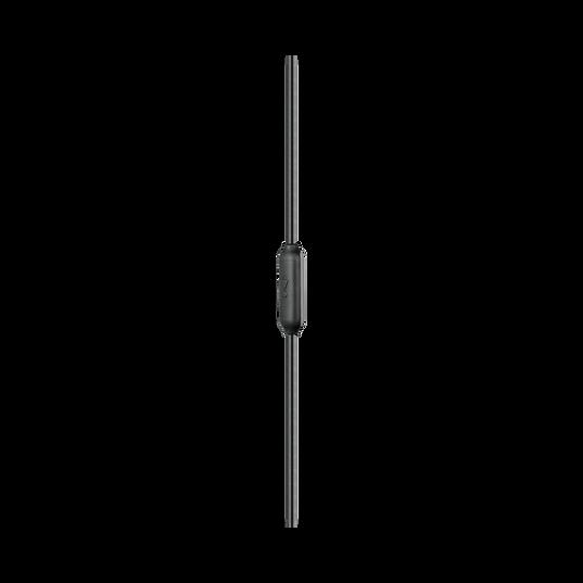 JBL Endurance RUN - Black - Sweatproof Wired Sport In-Ear Headphones - Detailshot 2