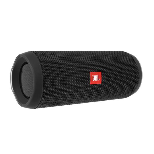 JBL Flip 4 - Black - A full-featured waterproof portable Bluetooth speaker with surprisingly powerful sound. - Detailshot 15