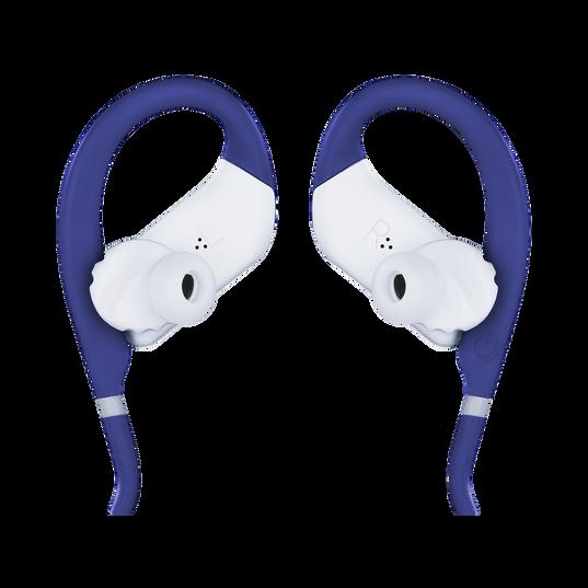JBL Endurance JUMP - Blue - Waterproof Wireless Sport In-Ear Headphones - Detailshot 3