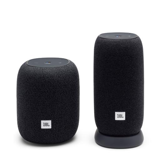 JBL Link Music - Black - Wi-Fi speaker - Detailshot 1