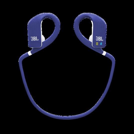 JBL Endurance DIVE - Blue - Waterproof Wireless In-Ear Sport Headphones with MP3 Player - Detailshot 3