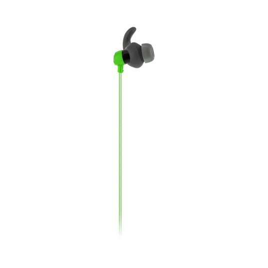 Reflect Mini - Green - Lightweight, in-ear sport headphones - Detailshot 4