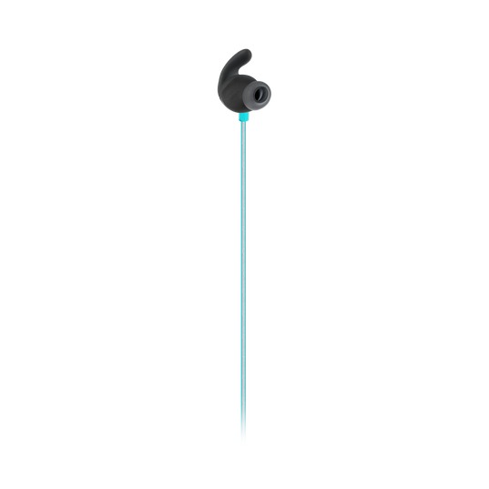 Reflect Mini - Teal - Lightweight, in-ear sport headphones - Detailshot 1