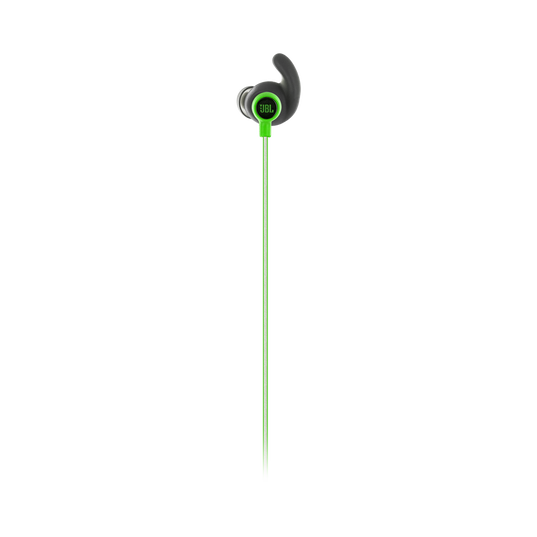 Reflect Mini - Green - Lightweight, in-ear sport headphones - Detailshot 6