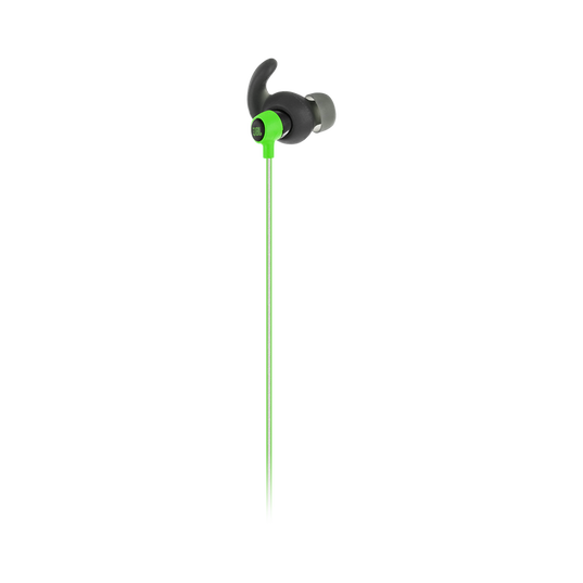 Reflect Mini - Green - Lightweight, in-ear sport headphones - Detailshot 2
