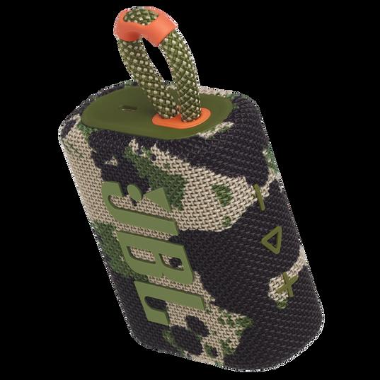 JBL Go 3 - Squad - Portable Waterproof Speaker - Detailshot 2