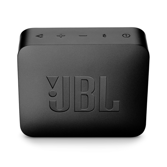 JBL GO 2 - Black - Portable Bluetooth speaker - Back