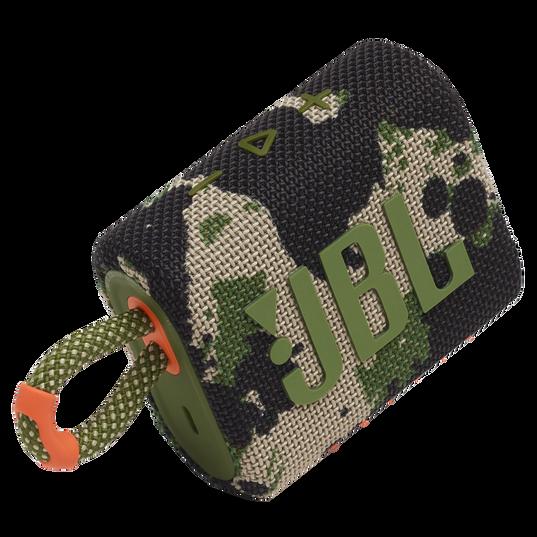 JBL Go 3 - Squad - Portable Waterproof Speaker - Detailshot 1