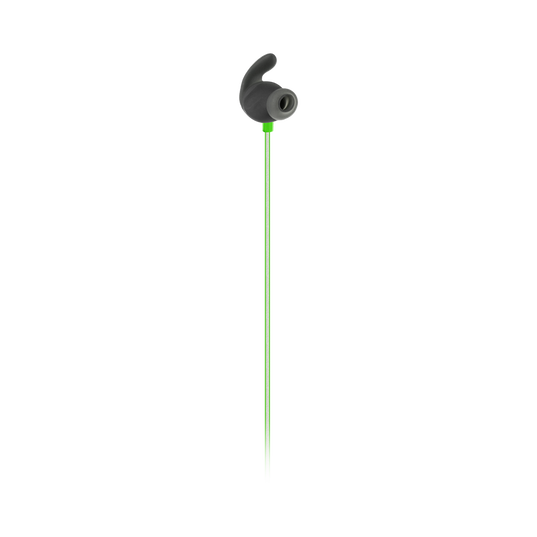 Reflect Mini - Green - Lightweight, in-ear sport headphones - Detailshot 12