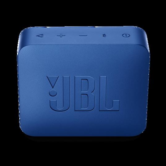 JBL GO 2 - Blue - Portable Bluetooth speaker - Back