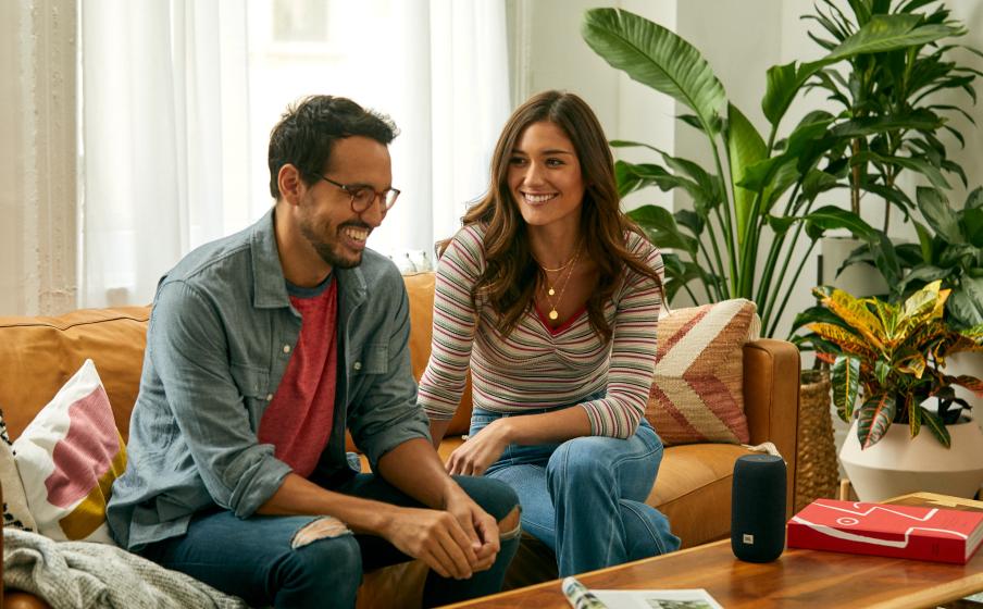 Streaming inalámbrico con Wi-Fi o Bluetooth